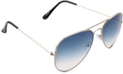 Pede Milan Aviator Sunglasses(Blue)