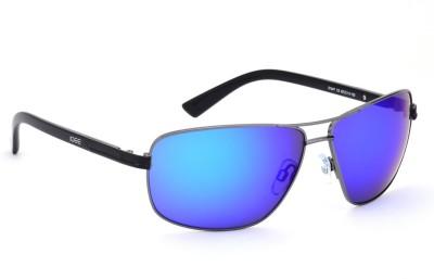 IDEE Aviator Sunglasses(Blue)