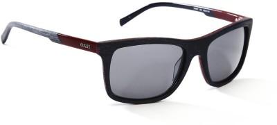 Guess Wayfarer Sunglasses(Grey) at flipkart