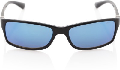 IDEE Rectangular Sunglasses(Blue)