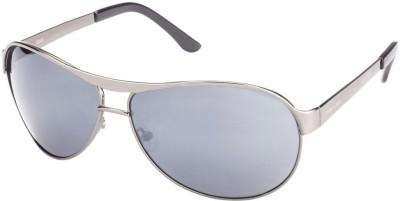 Fastrack Aviator Sunglasses(Grey)  available at flipkart for Rs.2027