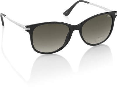 IDEE Oval Sunglasses(Grey)