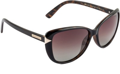 Farenheit Oval Sunglasses(Violet) at flipkart