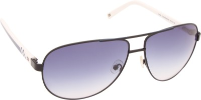 Tommy Hilfiger Aviator Sunglasses(Violet) at flipkart