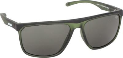 3fe82835f2 25% OFF on Lee Cooper Wayfarer Sunglasses(Green)