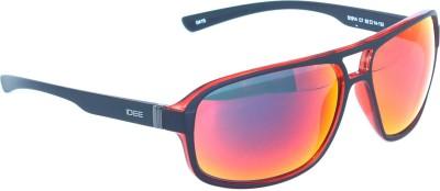 IDEE Wayfarer Sunglasses(Multicolor, Red)