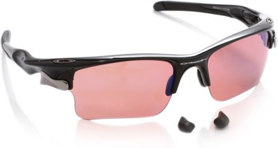 Oakley Round Sunglasses(Orange)