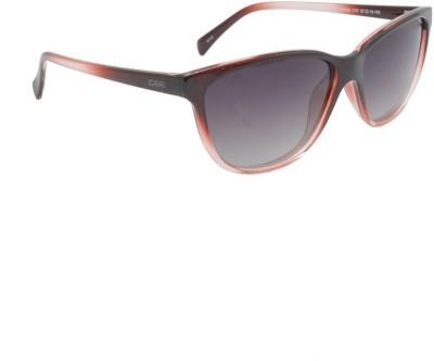 IDEE Cat-eye Sunglasses(Black)