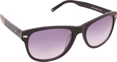 Tommy Hilfiger TH 7840 C1 55 S Wayfarer Sunglasses(Violet) at flipkart