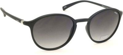 Buy IDEE Round Black Sunglasses Online at Best Price in India