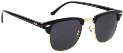 Abster Clubmaster Sunglasses(Multicolor)