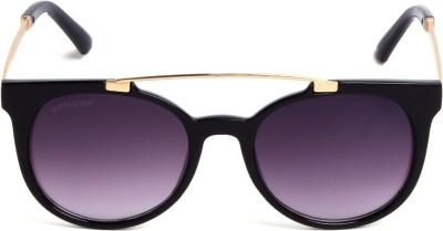 Chemistry CH003 C01 Round Sunglasses(Violet) at flipkart