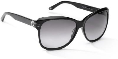 Tommy Hilfiger Cat-eye Sunglasses(Grey) at flipkart