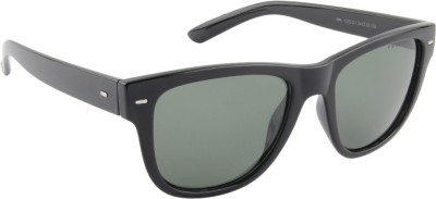 Farenheit SOC-FA-1375P-C1 Wayfarer Sunglasses(Green) at flipkart