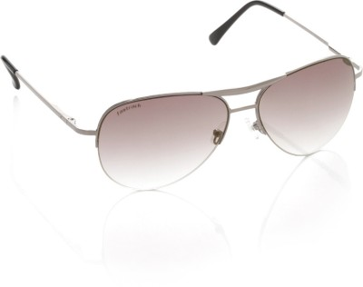 Fastrack Aviator Sunglasses(Grey)