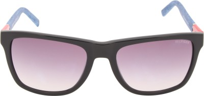 Tommy Hilfiger TH 7875 Blkgr-35 C1 55 S Wayfarer Sunglasses(Pink) at flipkart
