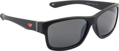 Superman Wayfarer Sunglasses(Green) at flipkart