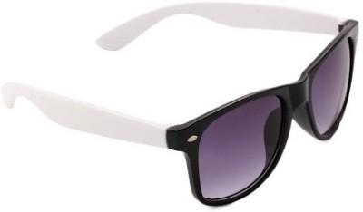 Pede Milan Rectangular Sunglasses(Violet)