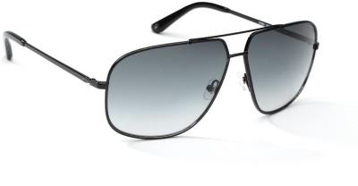 Tommy Hilfiger Aviator Sunglasses(Grey) at flipkart