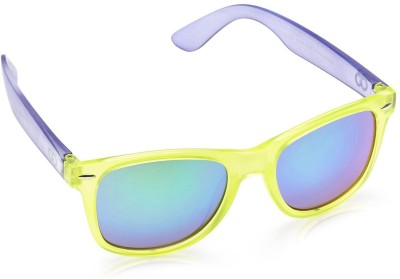 Gio Collection Wayfarer Sunglasses(Multicolor) at flipkart
