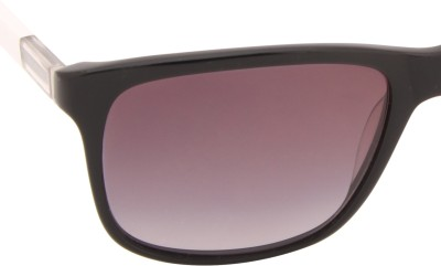 Tommy Hilfiger TH 7848 Blkwhgr-35 C2 57 S Wayfarer Sunglasses(Brown) at flipkart