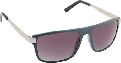 Farenheit Rectangular Sunglasses(Grey) at flipkart