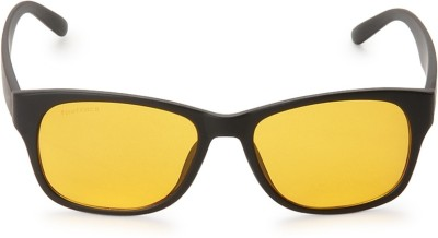 Fastrack Wayfarer Sunglasses(Orange)