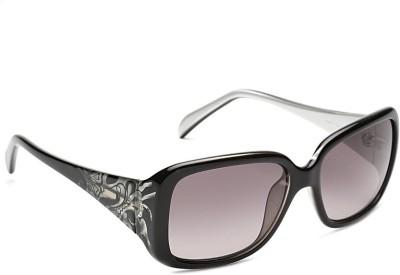 Emilio Pucci Over-sized Sunglasses(Grey) at flipkart