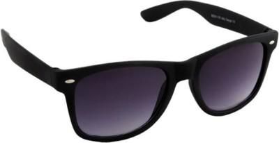Cruze Wayfarer Sunglasses(Black)