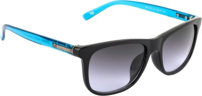 Superman Wayfarer Sunglasses(Blue) at flipkart