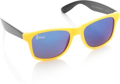 FIFA Wayfarer Sunglasses(Blue) at flipkart