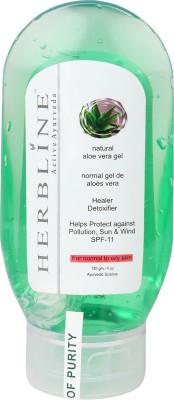 Herbline Aloe Vera Gel - SPF 11 PA+(120 g)
