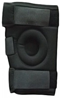 Relief Tri-Point Hinged Knee Brace Knee Support (S, Black)