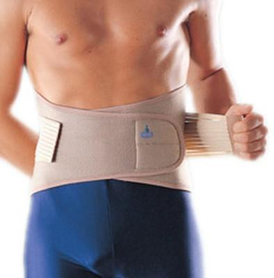 OPPO 1064 Sacro Lumbar Support Belt - Back Support Lumbar Support (M, Beige)