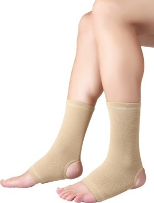 Flamingo Anklet Ankle Support (M, Beige)