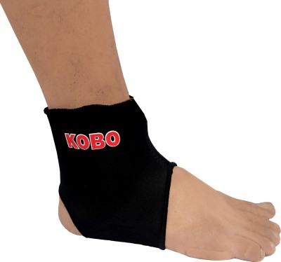 Kobo Ankle Ankle Support (L, Black)  available at flipkart for Rs.160