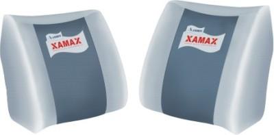 Amron Xamax Backrest SNB Back Support (Free Size, Grey)