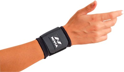 Nivia Performaxx Wrist Support (Free Size, Black)  available at flipkart for Rs.189