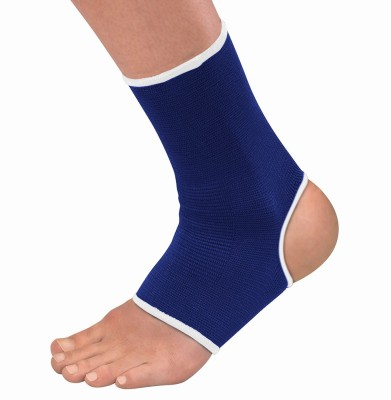 Golddust Sport Stretch Band Elbow & Ankle Support (Free Size, Multicolor)