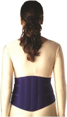 Vissco Neoprene Lumbar belt Back Support (S, Blue)