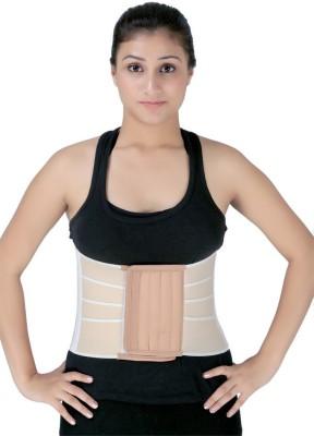 Modern Medical Aids Sacro Lumbar Belt Fine Back Support (L, Beige)  available at flipkart for Rs.400