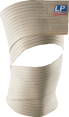LP Support Wrap LP 631 Knee Support (Free Size, Blue)  available at flipkart for Rs.590