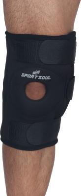 SportSoul Hinged, Open Patella Knee Support