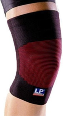 LP wrap Knee, Calf & Thigh Support (L, Black, Red)  available at flipkart for Rs.345