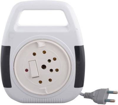 Anchor-5219-3-Socket-Surge-Protector-(8-Mtr-Cable)