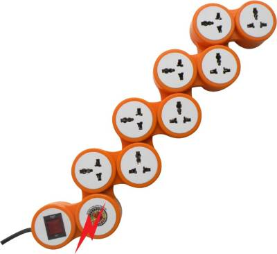 MX-3324-8-Outlet-Snake-Surge-Protector