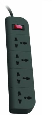 Belkin 4 Socket Surge Protector (F9E400zb)(Grey)