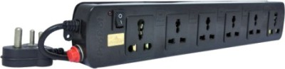 ProDot-6-Socket-Single-Button-Spike-Surge-Protector-(1.5-Mtr)