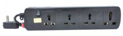 ProDot-SKT-MB-1-Way-4-Socket-Spike-Surge-Protector-(1.5-Mtr)