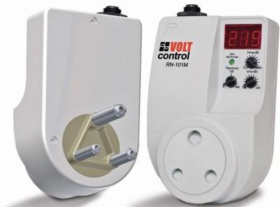 Novatek electro RN-101M 1 Socket Surge Protector(White) at flipkart